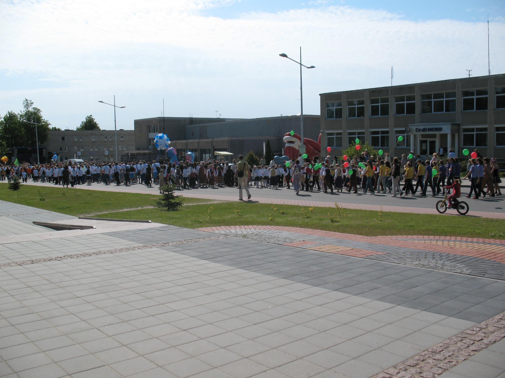 Vaikų šventė 2008 m.