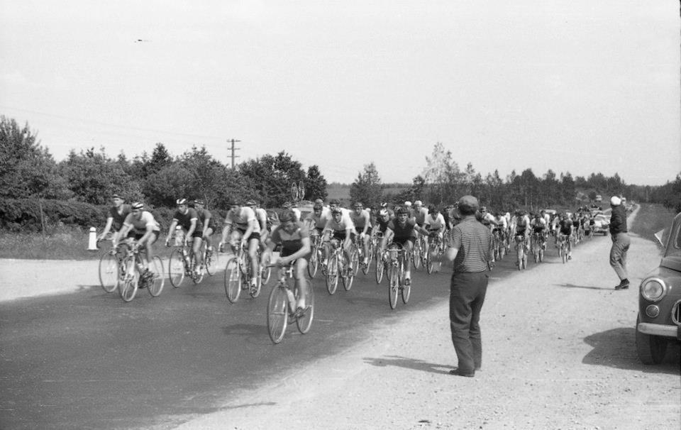 Dviračių lenktynės Koszalin – Klaipėda 1968