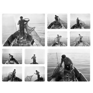 Dreverna. Žvejai, žvejyba