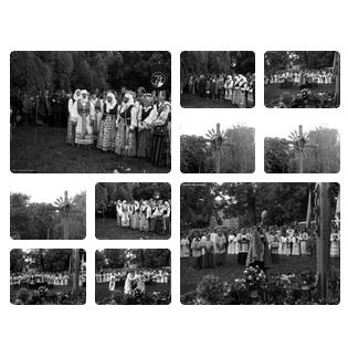 Kryžiaus tautos skausmui atminti šventinimas 1989 m