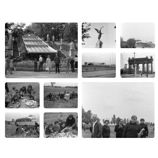 TSO darbuotojų ekskursija į Leningradą 1969 m
