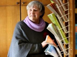 Bibliotekininkė Emilija Alminienė: kultūros troškimas tik auga